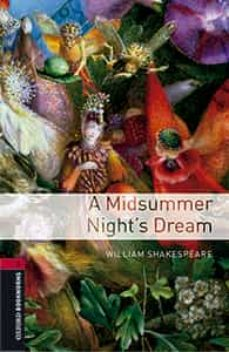 Descargas gratuitas de libros electrónicos de audio OXFORD BOOKWORMS 3E 3 A MIDSUMMER NIGHTS DREAM MP3 PACK (Literatura española) 9780194621007 de  PDF PDB