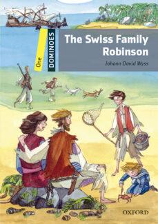 Descargar libro electrónico gratuito DOMINOES 1: SWISS FAMILY ROBINSON MP3 PK de  9780194639507
