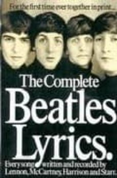 the beatles lyrics: the songs of lennon, mccartney, harryson and starr-9780711975507