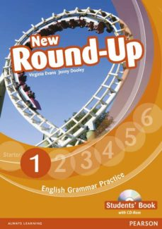 Descargar libros en pdf gratis. NEW ROUND UP LEVEL 1 STUDENTS  BOOK/CD-ROM PACK DJVU