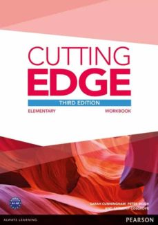 Libros en línea de forma gratuita sin descarga CUTTING EDGE 3RD EDITION ELEMENTARY WORKBOOK WITHOUT KEY 9781447906407 (Spanish Edition) PDF CHM ePub de