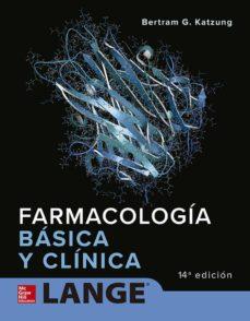 Descarga gratuita de libros para iphone. KATZUNG. FARMACOLOGÍA BÁSICA Y CLÍNICA.