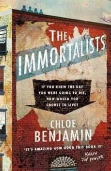 the immortalists-chloe benjamin-9781472245007