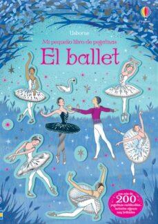 Chapultepecuno.mx El Ballet. Mi Pequeño Libro De Pegatinas Image