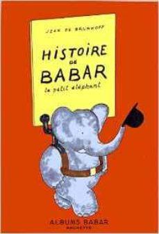 histoire de babar-jean de brunhoff-9782013986007