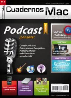 Geekmag.es Cuadernos Mac 7: Podcast. Lanzate Image