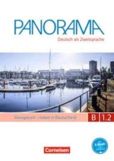 Encuentroelemadrid.es Panorama B1.2: Libro De Ejercicios Con Cd Image