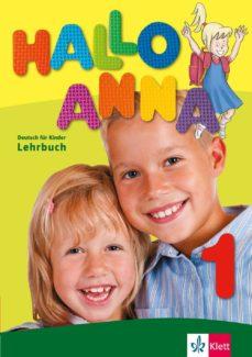 Ebooks descargados mac HALLO ANNA 1 ALUMNO + CDS de  9783126760607 (Literatura española)