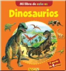 Carreracentenariometro.es Dinosaurios (Mi Libro De Colores) Image