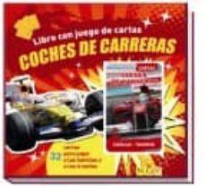 Colorroad.es Coches De Carreras. Libro Con Cartas Image