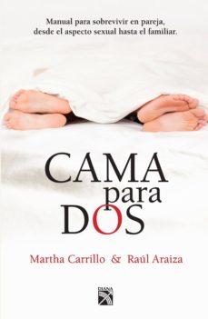 cama para dos (ebook)-martha carrillo-raul araiza-9786070715907