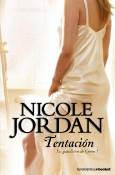 tentacion (los guardianes de cyrene i)-nicole jordan-9788408008507
