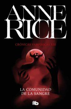 Eldeportedealbacete.es La Comunidad De La Sangre (Cronicas Vampiricas 13) Image