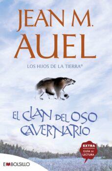 Descargas gratuitas de audiolibros para ipod. EL CLAN DEL OSO CAVERNARIO: (LOS HIJOS DE LA TIERRA 1) de JEAN M. AUEL en español