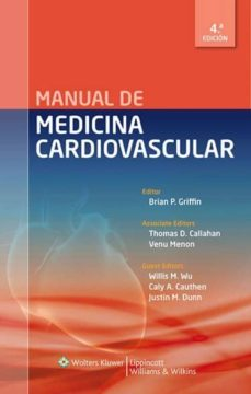 Los libros más vendidos descarga gratuita MANUAL DE MEDICINA CARDIOVASCULAR 9788415684107