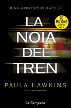 Mejores libros de audio descarga gratuita LA NOIA DEL TREN 9788416457007 PDF (Spanish Edition)