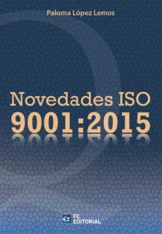 Bressoamisuradi.it Novedades Iso 9001:2015 Image
