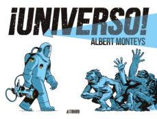 ¡universo!-albert monteys-9788416880607