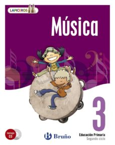 Permacultivo.es Lapiceros Música 3 Andalucía Educación Primaria - Segundo Ciclo - Image