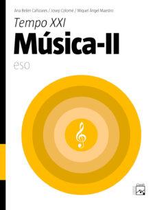 Encuentroelemadrid.es Música-ii Tempo Xxi: Eso 3º Image