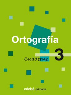 cuaderno ortografia 3 (educacion primaria)-9788423683307