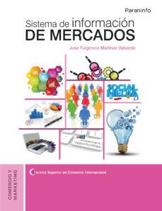 Descargar SISTEMA DE INFORMACION DE MERCADOS gratis pdf - leer online