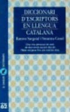 Inciertagloria.es Diccionari D Escritors En Llengua Catalana Image