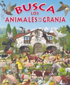 busca los animales de la granja-9788430531707