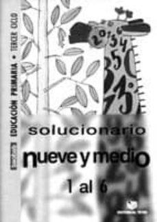 Viamistica.es Baobab, Nueve Y Medio, Eso, 3 Ciclo. Solucionario Del 1 Al 6 Image