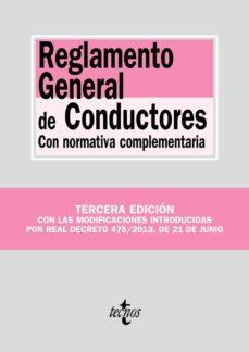 Chapultepecuno.mx Reglamento General De Conductores (3ª Ed.) Image