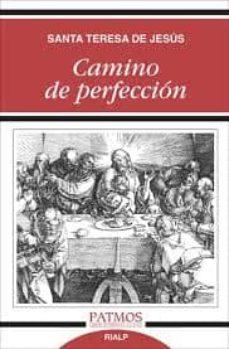 camino de perfeccion-santa teresa de jesus-9788432144707