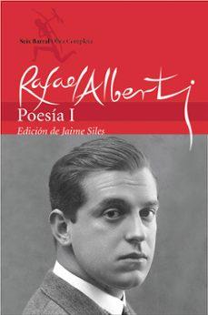 poesia (t. i)-rafael alberti-9788432240607