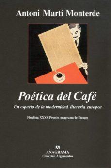 Viamistica.es Poetica Del Cafe (Finalista Premio Ensayo De Anagrama) Image