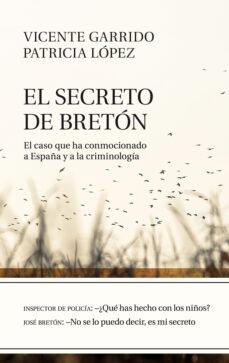 el secreto de breton-vicente garrido-patricia lopez-9788434406407