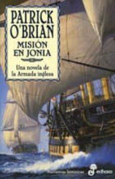 mision en jonia-patrick o brian-9788435006507
