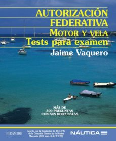 Geekmag.es Autorizacion Federativa: Motor Y Vela, Tests Para Examen Image
