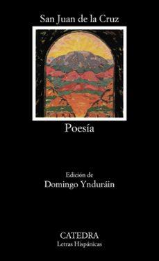 Fácil descarga de audiolibros en inglés. SAN JUAN DE LA CRUZ: POESIA (13ª ED.)