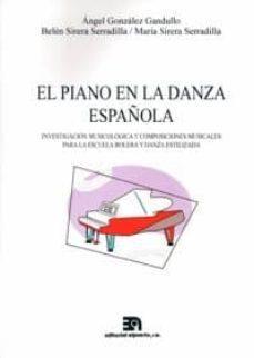Ojpa.es El Piano En La Danza Española: Investigacion Musicologica Image