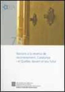 nacions a la recerca de reconeixement. catalunya i el quebec davant el seu futur-ferran requejo-9788439386407
