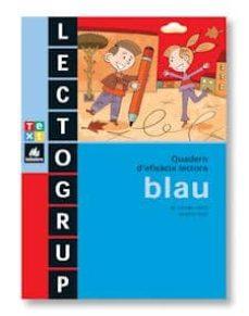 Colorroad.es Lectogrup Blau. Quadern D Eficacia Lectora Image