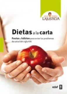 dietas a la carta (ebook)-ana maria lajusticia-9788441432307