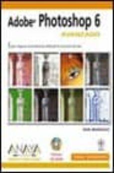 Encuentroelemadrid.es Adobe Photoshop 6 Avanzado: Para Windows (Incluye Cd-rom) Image