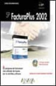 Inmaswan.es Sp Facturaplus 2002 (Incluye Cd-rom) Image