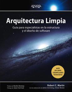 Descargar ARQUITECTURA LIMPIA gratis pdf - leer online