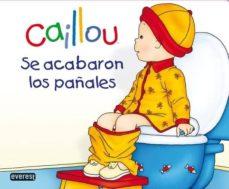Trailab.it Caillou: Se Acabaron Los Pañales (Mano A Mano) Image