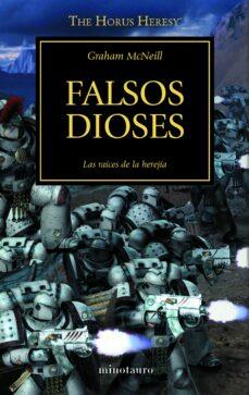 Libros electrónicos gratis para descargar de enfermería LA HEREJIA DE HORUS 2: FALSOS DIOSES 9788445003107
