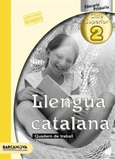 Geekmag.es Llengua Catalana 2 Cs. Quadern De Treball Educación Primaria - Tercer Ciclo - 6º Image