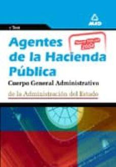 Ojpa.es Agentes De La Hacienda Publica. Cuerpo General Administrativo De La Administracion Del Estado. Test Image