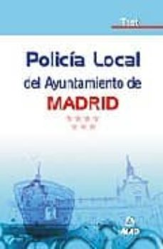 Geekmag.es Policia Local Del Ayuntamiento De Madrid. Test Image