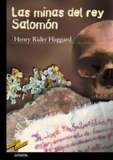 las minas del rey salomon-henry rider haggard-9788466715607